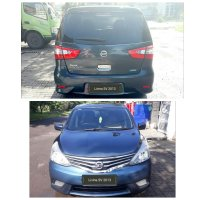 Jual Nissan: Allnew Grand Livina SV 2013 Manual (Model Baru)