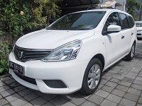 Jual Nissan: Grand Livina 1.5 Xtronic CVT 2015 asli Bali Airbag Low km