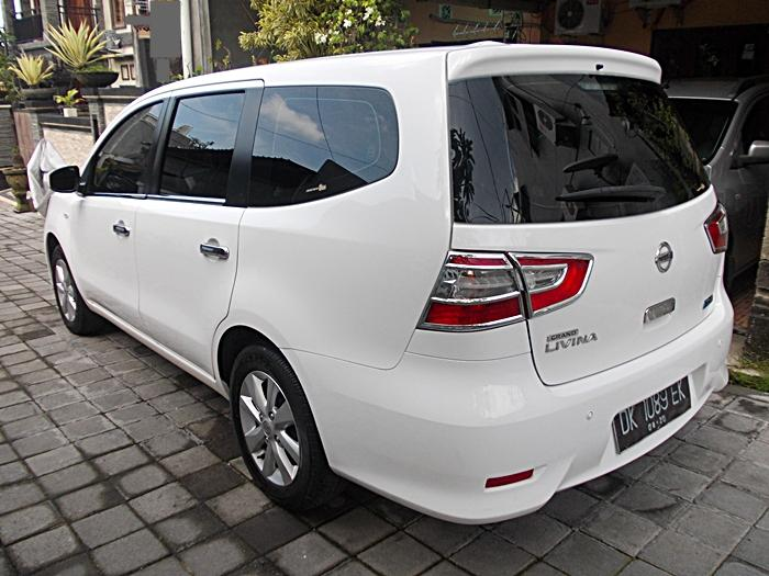 Grand Livina 1.5 Xtronic CVT 2015 asli Bali Airbag Low km ...