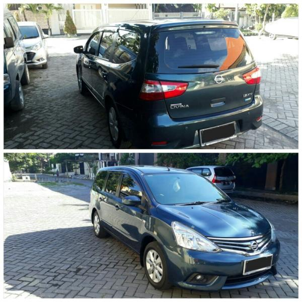 All New Grand Livina XV 2013 Manual (Model Baru ...