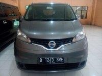 Nissan: Evalia XV Manual Tahun 2012
