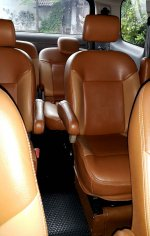 Jual Nissan Evalia XV matik 2012 ( interior 2015)