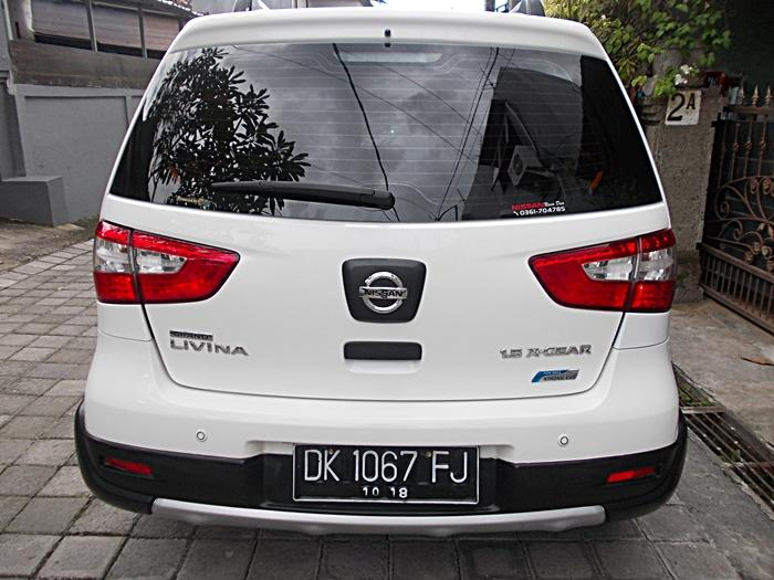 Nissan Grand Livina X-Gear CVT XTronic 2013 asli Bali 7 ...