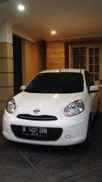 Nissan March 2013, A/T, putih mulus, 92 juta (Nissan6.jpg)