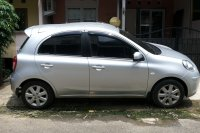 Jual Nissan March 2013, Kilometer 9000an