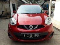 Jual Nissan March 1.2cc Thn 2015 Automatic Antik istimewa sekali