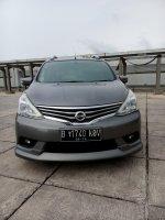 Jual Nissan Grand livina 1.5 Hws 2013 matic grey km 40 rban