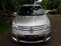 Jual Nissan Grand Livina XV 1.5cc Automatic Th.2013