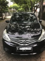 Jual All New Nissan Grand Livina 2014 SV AT Hitam