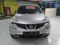 Jual Nissan: Juke RX 2013 PMK 2014 silver bagus dan terawat