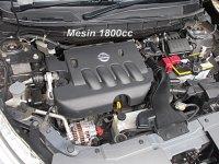 Nissan: Grand Livina X-Gear 1.8 CVT XTronic Matik th 2013 asli Bali istimewa (6.jpg)