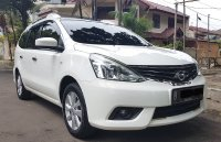 Jual NISSAN GRAND LIVINA SV AT XTRONIC CVT 2015  Putih Tgn 1 Km 23 Rb ANTIK