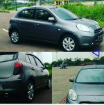 Jual Nissan march 2011 manual