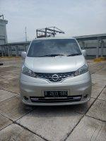 Nissan Evalia 1.5 xv hws matic 2014 silver km 33 rban
