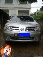 Dijual Nissan Livina XR 1.5 A/T 2010 abu abu metaliv