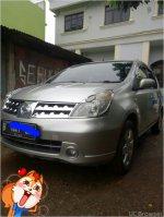 Dijual Nissan Livina XR 1.5 A/T 2010 abu abu metaliv (TMPDOODLE1520419869497.jpg)