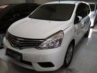 Nissan Grand Livina: Grabd livina SV 2013 AT putih bagus dan terawat