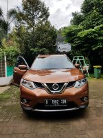 Jual New X-TRAIL CVT 2.0 AT Km 18rb record nissan Spt Baru langka 2014