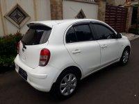 Nissan March Xs 1.2cc Th'2012 Automatic/Ac Digital Airbag (4.jpg)