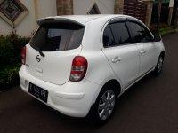 Nissan March Xs 1.2cc Th'2012 Automatic/Ac Digital Airbag (5.jpg)