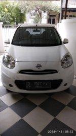 Jual Nissan March tahun 2012