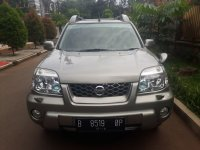 Jual Nissan X-Trail 2.5 Xt Th'2004 Automatic