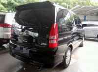 Jual harga mobil Nissan Serena 2012 Hws Hitam