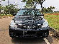 Jual Nissan: Latio 1.8 At Hitam 2008 Antik