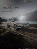 Jual Nissan New x-tronic CVT: Renault mobil KOLEOS BOSE PANORAMIC