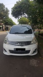 Jual Nissan: Grand Livina 2013 Ada Dvd screen