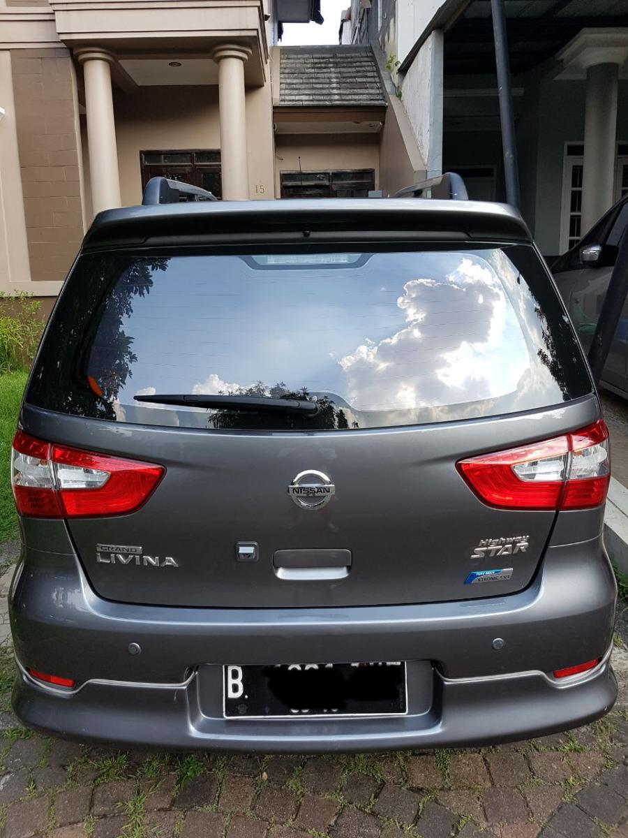 NISSAN Grand Livina AT 1.5 HWS (2014) - MobilBekas.com