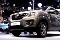 Jual Nissan Citycar ala Crossover: Renault Kwid 1000 cc Irit dan tangguh