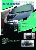Nissan: Jual Cepat Grand Livina A/T 1.8XV 2009 beli dari baru (01 livina edit.jpg)
