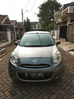 Jual Nissan March matic