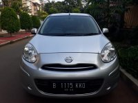 Jual Nissan March Xs 1.2cc Th'2012 Automatic/Ac Digital Airbag