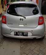 Jual Nissan March 1,2 M/T