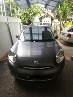 Jual Nissan March 1.2 2013 Automatic abu-abu