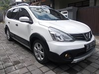 Jual All New Nissan Grand Livina 1.5 X-Gear CVT X-Tronic Matik th 2013 asli