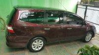 Jual Nissan Grand Livina 2015