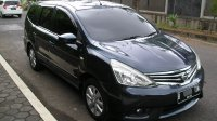 Jual Nissan: Grand Livina 1.5 XV A/T 2014 Biru Tua Metalik Tangan Pertama