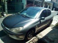 BU DIjual Peugeot 206 Tahun 2003