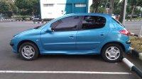 206: jual cepat Peugeot kondisi prima