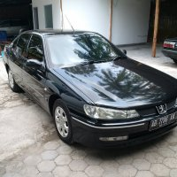 Peugeot 406 D9 AT 2001 Hitam plat Ab (peugeot_406_d9_2001_683116_1446716996.jpg)