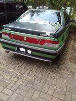 Jual Peugeot 405 sri tahun 1992