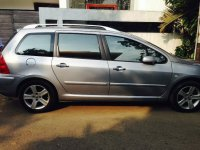 Jual Peugeot 307 sw th 05 matic silver