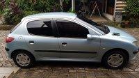 Dijual Mobil Peugeot 206 Tahun 2001 (4.jpg)