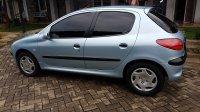Dijual Mobil Peugeot 206 Tahun 2001 (2.jpg)