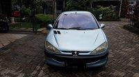 Dijual Mobil Peugeot 206 Tahun 2001 (1.jpg)