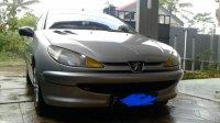 Si Jawara Rally, peugeot XS 206 dijual cepat, karena harus beli mobil