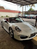 Jual Porsche Carrera S 911 Cabriolet jarang ada
